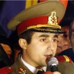 Locotenent Alexandru Gheorghe protest anti basescu piata universitatii