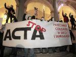 acta stop impotriva cenzurii pe internet ingradirea drepturilor libertatii, Foto, Luckasz Cynalewski, Reuters