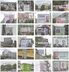 afise electorale campanie alegeri locale iunie 2012 bucuresti sector 1 2 3 4 5 6, foto mediafax.ro