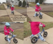 Cum sa înveţi să mergi pe bicicletă www.ceicunoi.wordpress.com