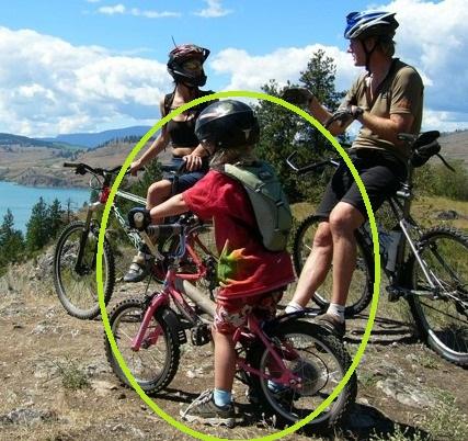 Cum sa inveti sa mergi pe bicicleta - singur, simplu, rapid. Cea mai usoara metoda (div3) (3/3)