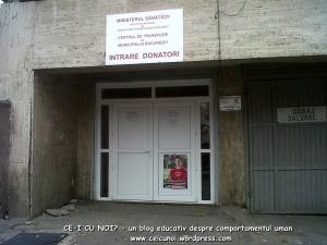 centru donare sange bucuresti ilfov sector cum unde sa donezi institutul de hematologie strada constantin caracas 2 8, sfaturi donatori sange, react vodafone, ceicunoi.wordpress.com  1