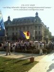 proteste jos basescu libertate demnitate unitate bucuresti piata universitatii 21 august 2012