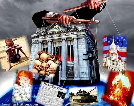 Cine conduce lumea si România? Masoni, grupuri oculte, marile corporatii etc (pol59) (1/6)