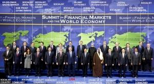 reuniune grupul g20 cei mai puternici lideri mondiali vazuti, sclavi ai celor mai puternici lideri mondiali care stau ascunsi si controleaza lumea din umbra