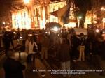 jandarmi au blocat accesul protestatarilor in centrul vechi proteste impotriva lui basescu anti merkel barroso redding congres ppe carul cu bere 16 octombrie 2012,ceicunoi