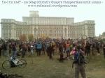 poze foto imagini eveniment mars protest bicicleta 27 oct 2012 Bucuresti Existam si o sa avem banda pista piste ilegale biciclisti, casa poporului parc izvor bicicleta ridicata in aer parlament, ceicunoi.wordpress.com 2