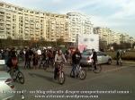 poze foto imagini eveniment mars protest bicicleta 27 oct 2012 Bucuresti Existam si o sa avem banda pista piste ilegale biciclisti, ceicunoi.wordpress.com 06