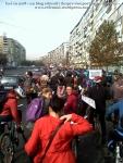 poze foto imagini eveniment mars protest bicicleta 27 oct 2012 Bucuresti Existam si o sa avem banda pista piste ilegale biciclisti, ceicunoi.wordpress.com 16