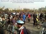 poze foto imagini eveniment mars protest bicicleta 27 oct 2012 Bucuresti Existam si o sa avem banda pista piste ilegale biciclisti, ceicunoi.wordpress.com 29