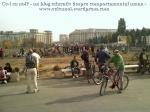 poze foto imagini eveniment mars protest bicicleta 27 oct 2012 Bucuresti Existam si o sa avem banda pista piste ilegale biciclisti, ceicunoi.wordpress.com 33
