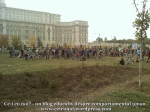 poze foto imagini eveniment mars protest bicicleta 27 oct 2012 Bucuresti Existam si o sa avem banda pista piste ilegale biciclisti, ceicunoi.wordpress.com 37