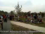 poze foto imagini eveniment mars protest bicicleta 27 oct 2012 Bucuresti Existam si o sa avem banda pista piste ilegale biciclisti, ceicunoi.wordpress.com 48