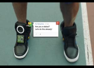 cum sunt prostiti tinerii incaltari adidasi pantofi Talking Shoe Google Adidas - un nou mod de a supraveghea si controla populatia umana omenire de cei care conduc lumea din umbra ceicunoi