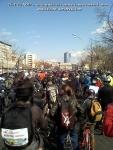 poze imagini galerie foto protest miting marsul biciclistilor pe bicicleta piste biciclete infrastructura reala biciclisti 23 martie 2013 parc izvor bucuresti primaria generala sorin oprescu 21