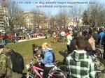 poze imagini galerie foto protest miting marsul biciclistilor pe bicicleta piste biciclete infrastructura reala biciclisti 23 martie 2013 parc izvor bucuresti primaria generala sorin oprescu 16