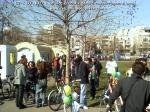 poze imagini galerie foto protest miting marsul biciclistilor pe bicicleta piste biciclete infrastructura reala biciclisti 23 martie 2013 parc izvor bucuresti primaria generala sorin oprescu 10