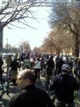poze imagini galerie foto protest miting marsul biciclistilor pe bicicleta piste biciclete infrastructura reala biciclisti 23 martie 2013 parc izvor bucuresti primaria generala sorin oprescu 27