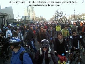 poze imagini galerie foto protest miting marsul biciclistilor pe bicicleta piste biciclete infrastructura reala biciclisti 23 martie 2013 parc izvor bucuresti primaria generala sorin oprescu 54