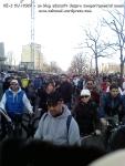 poze imagini galerie foto protest miting marsul biciclistilor pe bicicleta piste biciclete infrastructura reala biciclisti 23 martie 2013 parc izvor bucuresti primaria generala sorin oprescu 58