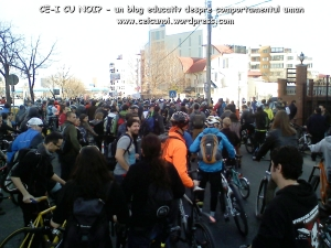 poze imagini galerie foto protest miting marsul biciclistilor pe bicicleta piste biciclete infrastructura reala biciclisti 23 martie 2013 parc izvor bucuresti primaria generala sorin oprescu 60