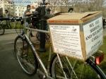poze imagini galerie foto protest miting marsul biciclistilor pe bicicleta piste biciclete infrastructura reala biciclisti 23 martie 2013 parc izvor bucuresti primaria generala sorin oprescu 75