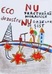 proteste gaze sist exploatare neconventionale manifestatii protestatari bucuresti barlad toata tara 4 aprilie 2013 protest national pentru salvarea sanatatii omului si mediului natural