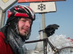 Visky Zsolt, Cum trimiti colet in Spania Italia UE Clujeanul care iti duce coletul cu bicicleta oriunde in Europa. Cu doar 1 euro! plimbari pe bicicleta trafic alternativa transport