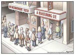 Cea mai mare problema a omenirii si a poporului roman incapacitatea de a cauta, vedea accepta si constientiza adevarul dur, realitatea inconjuratoare grava din jurul nostru, minciuna iluzii ceicunoi.wordpress
