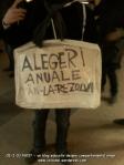 slogan lozinca pancarta mesaje piata universitatii proteste protestatari ianuarie februarie 2012 2013 alegeri anuale pana la rezolvare, solutii la problemele romaniei, manifestatii ceicunoi.wordpress.com