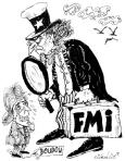 Recapitulare experimetul FMI in Romania si teapa datoriilor suverane - poporul roman indatorat si Romania - colonie a puterilor straine austeritatea nu era necesara furtul banilor poporu