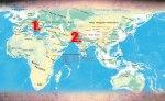 harta popoarele europei dacii au ajuns pana in China Asia. Comunitatea Punjabi din India vorbeste romaneste 80 de milioane asiatici vorbesc romana Romanii sunt DACI, nu romani. Dacii au populat Europa