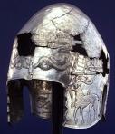 Modificarea constitutiei tezaurul aur dacilor getilor romania vie coif dacic portile de fier in muzeu la  Detroit