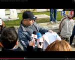 video poze imagini galerie foto abuzurile jandarmeriei impotriva cetatenilor nevinovati bucuresti romania proteste de strada pasnice protestatari bagati in dupa drepturile omului lege politie 2