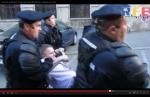 video poze imagini galerie foto abuzurile jandarmeriei impotriva cetatenilor nevinovati bucuresti romania proteste de strada pasnice protestatari bagati in dupa drepturile omului lege politie 11