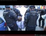 video poze imagini galerie foto abuzurile jandarmeriei impotriva cetatenilor nevinovati bucuresti romania proteste de strada pasnice protestatari bagati in dupa drepturile omului lege politie 13