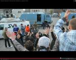 video poze imagini galerie foto abuzurile jandarmeriei impotriva cetatenilor nevinovati bucuresti romania proteste de strada pasnice protestatari bagati in dupa drepturile omului lege politie 15