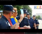 video poze imagini galerie foto abuzurile jandarmeriei impotriva cetatenilor nevinovati bucuresti romania proteste de strada pasnice protestatari bagati in dupa drepturile omului lege politie 5