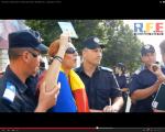 video poze imagini galerie foto abuzurile jandarmeriei impotriva cetatenilor nevinovati bucuresti romania proteste de strada pasnice protestatari bagati in dupa drepturile omului lege politie 6