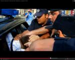 video poze imagini galerie foto abuzurile jandarmeriei impotriva cetatenilor nevinovati bucuresti romania proteste de strada pasnice protestatari bagati in dupa drepturile omului lege politie 10
