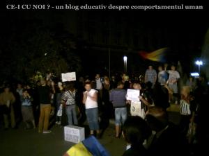 1. proteste impotriva anti proiectul minier cu cianuri rosia montana gold corporation 13 septembrie 09 2013 Bucuresti Universitate fantana Arhitectura manifestatie protestatari