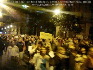 10 galerie poze imagini foto mars protest manifestatie miting anti impotriva proiect minier cianuri lege pentru Rosia Montana 22 septembrie 09 2013 bucuresti universitate