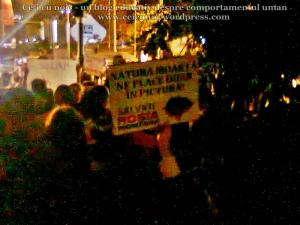 10 poze foto protest bucuresti universitate calea victoriei 3 septembrie 2013 impotriva proiectul minier cianuri rosia montana exploatarea gaze sist fracturare hidraulica pericole