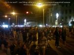 10  poze imagini foto protest miting manifestatie universitate fantana arhitectura 5 septembrie 2013 proiect rosia montana bucuresti statui piata universitatii bulevard elisabeta