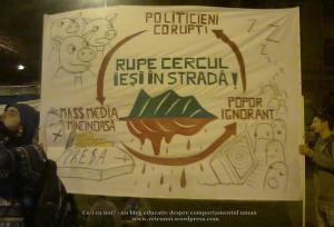 11 galerie poze imagini foto mars protest manifestatie miting anti impotriva proiect minier cianuri lege pentru Rosia Montana 22 septembrie 09 2013 bucuresti universitate