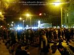 11 poze imagini foto protest miting manifestatie universitate fantana arhitectura 5 septembrie 2013 proiect rosia montana bucuresti statui piata universitatii bulevard elisabeta