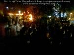 11 protest manifestatie miting proiect rosia montana anti exploatare gaze sist bucuresti universitate piata universitatii fantana argumente cianura coruptie politicieni imorali