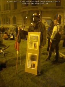 12 galerie poze imagini foto mars protest manifestatie miting anti impotriva proiect minier cianuri lege pentru Rosia Montana 22 septembrie 09 2013 bucuresti universitate
