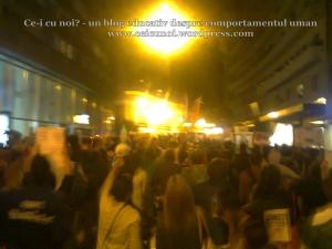 12 poze foto protest bucuresti universitate calea victoriei 3 septembrie 2013 impotriva proiectul minier cianuri rosia montana exploatarea gaze sist fracturare hidraulica pericole