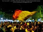 12 protest miting manifestatie bucuresti universitate zona statui Bd Elisabeta 9 septembrie 2013 rosia montana gaze de sist concert coarde vioara live in strada 4 fete au cantat